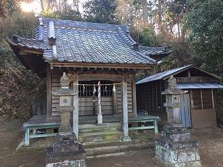 鎌倉日和【謹賀新年②】台峯の稲荷神社