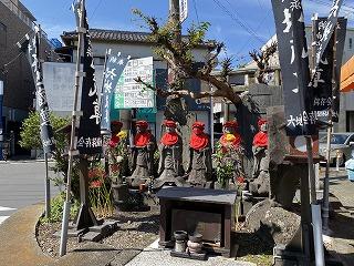 鎌倉日和【六地蔵】