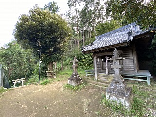 鎌倉日和【台峯の稲荷神社】