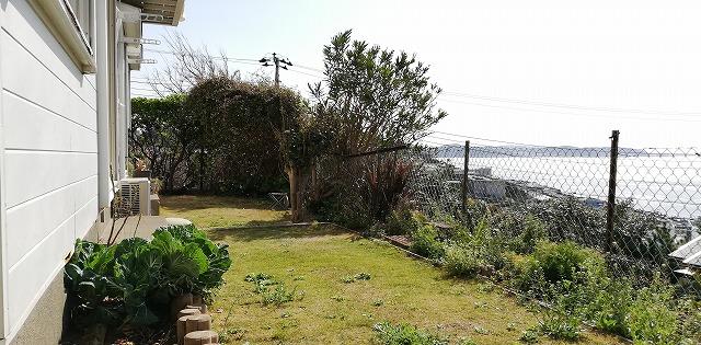 七里ガ浜の海見え物件【鎌倉日和】
