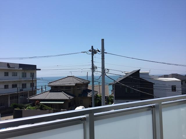【鎌倉日和の特選物件】海が見える新築マンション