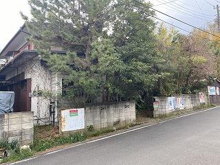 【売買物件】北鎌倉土地