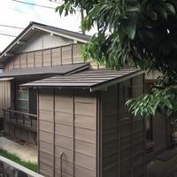 北鎌倉松の木平屋貸家