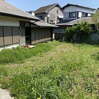 北鎌倉の広い庭の平屋戸建